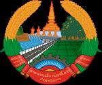 Emblem of Laos