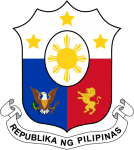 Coat of arms of the Philippines