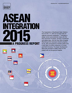 ASEAN integration: Progress report