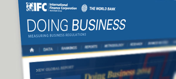 DoingBusiness.org - Measuring Business Regulation