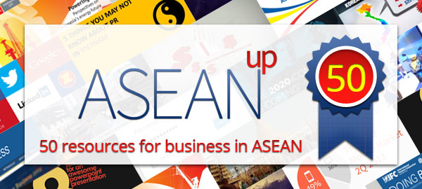 50 resources for business in ASEAN