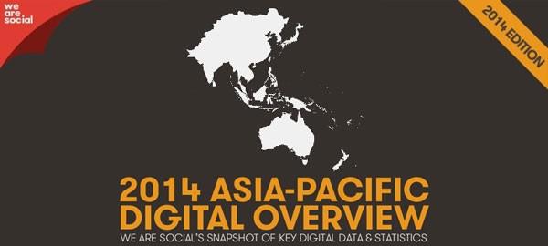 Asia-Pacific digital landscape 2014