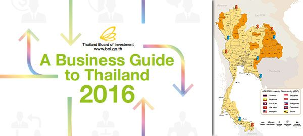 Thailand Moves Up in Global Doing Business Ranks