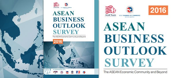 US business oultook in ASEAN 2016