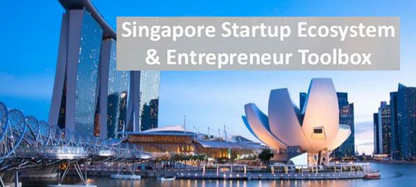 Singapore startup ecosystem