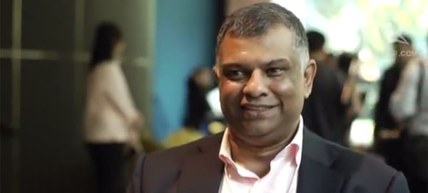 Tony Fernandes on the ASEAN integration