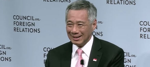 Insights from Singapore PM Lee Hsien Loong