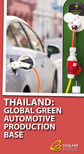 Thailand automotive industry report