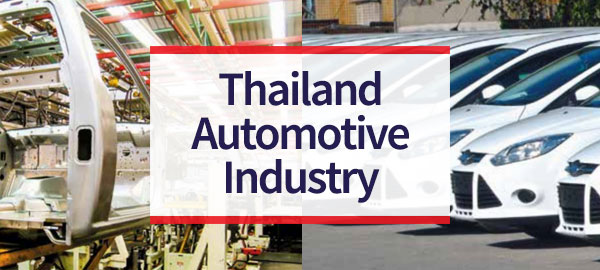 Thailand Automotive Industry Overview Asean Up