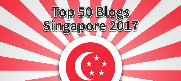 Top 50 Blogs Singapore 2017