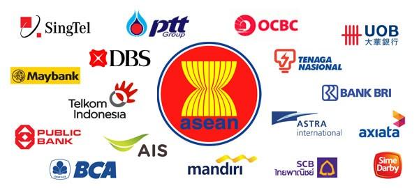 Top ASEAN companies logos