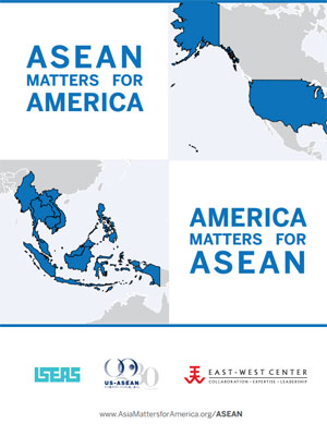 ASEAN matters for America report cover