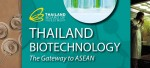 Overview of biotechnology in Thailand