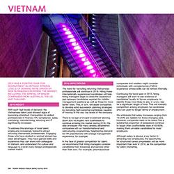 Vietnam salary survey 2016