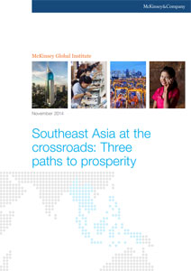 Southeast Asia at the crossroads: Three paths to prosperity - McKinsey Report