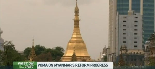 Business outlook in Myanmar