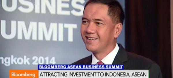 Gita Wirjawan on Indonesia's economic reforms