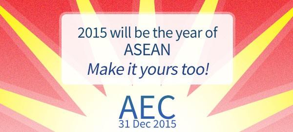 2015, year of the ASEAN Economic Community