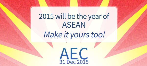2015, year of the ASEAN Economic Community