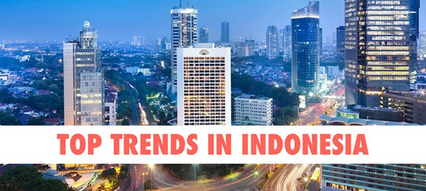 Top trends of Indonesian economy and society