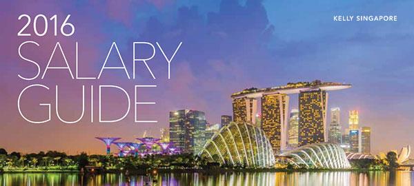 Singapore Salary Guide 2016