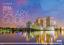 Singapore salary survey 2016