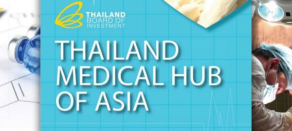 Thailand healthcare sector