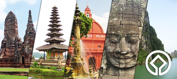 World Heritage Sites in Southeast Asia