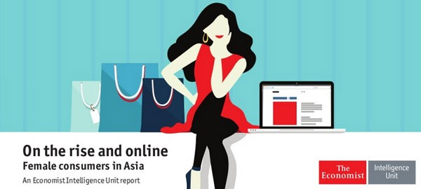 Female consumers in Asia