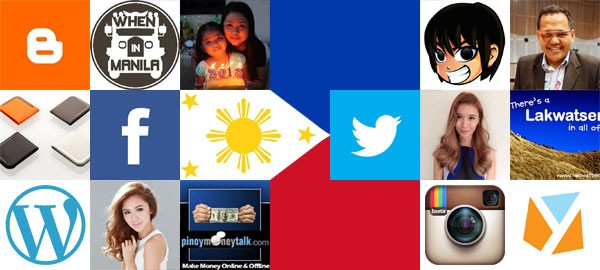 Top bloggers in the Philippines