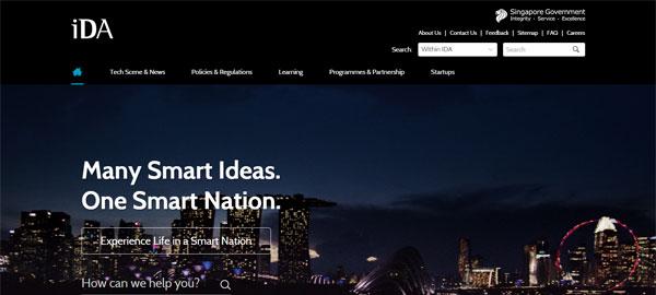 Infocomm Development Authority - IDA Singapore
