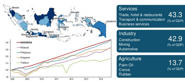 Indonesia's economy overview