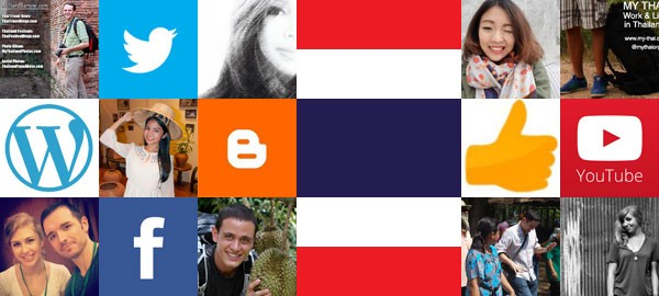 Top bloggers in Thailand