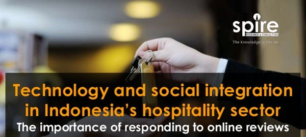 Indonesia hospitality and social media integration