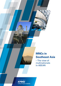 MNCs in Southeast Asia - KPMG Report cover