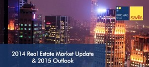 Philippine real estate market 2014-2015