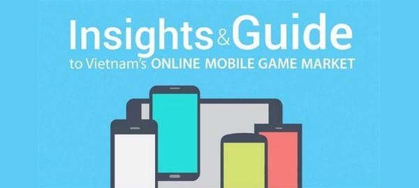 Vietnam online mobile game market