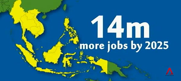 ASEAN integration to create 14 million jobs by 2025