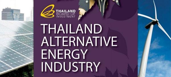 Thailand alternative energy industry
