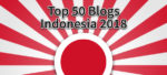 Top 50 Blogs from Indonesia 2018