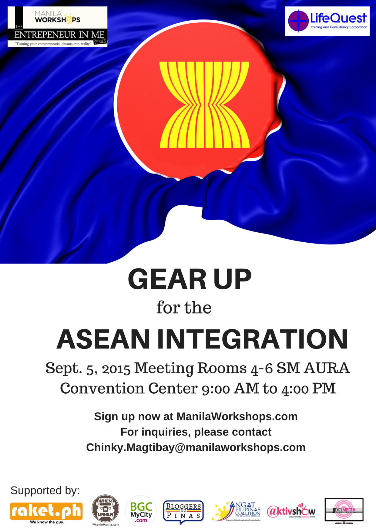 2015 asean integration Jakarta, 20 november 2015 – the asean integration report (air) 2015 provides a comprehensive analysis of the progress and achievements, including evaluating the impact, of implementation of the asean economic community (aec) blueprint since its adoption in 2007.