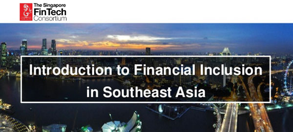 Introduction to financial inclusion Southeast Asia
