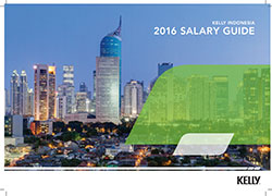 indonesia salary survey 2016