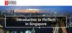 Overview of FinTech in Singapore [list-market analysis]