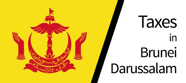 Taxes in Brunei Darussalam