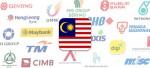 Top 30 companies from Malaysia's KLCI