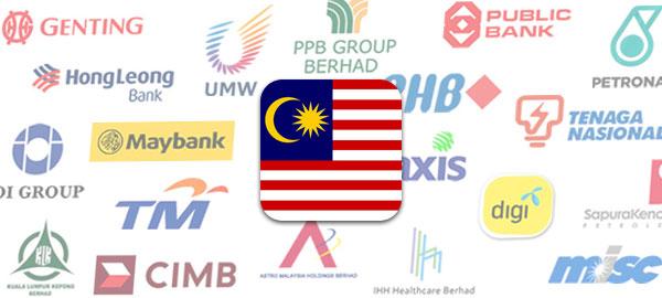 Top 30 companies from Malaysia's KLCI - ASEAN UP