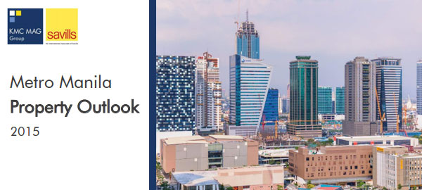 Manila property outlook 2015