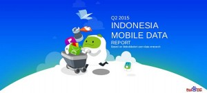 Indonesia mobile data 2015
