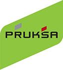 Pruksa logo in English
